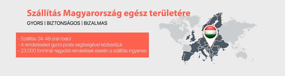 Szállítás Magyarországra GLS-sel
